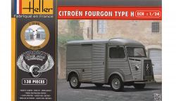 1:24 Citroen Fourgon Type H