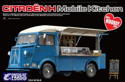 "1:24 Citroen H Van ""Mobile Kitchen"" - Ebbro"