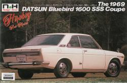 1:24 Datsun Bluebird 1600 SSS coupe (1969 type)