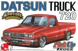 1:24 Datsun Pick-up Truck 720 Low Rider