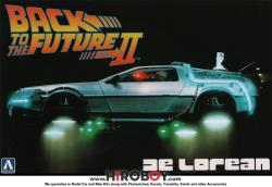1:24 Delorean DMC Back to the Future II