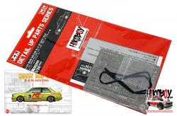1:24 Detail Up Set for BMW M3 E30 Group A 1991 Auto Tech
