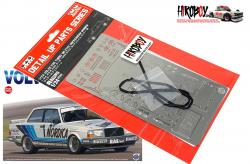 1:24 Detail Up Set for Volvo 240 Turbo Gr.A '86 ETCC Hockenheim Race Winner