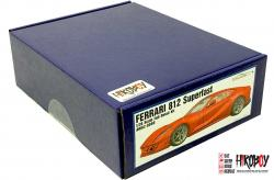 1:24 Ferrari 812 Superfast - Full Resin Model kit