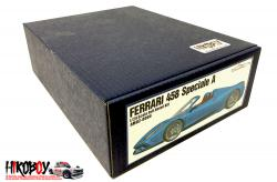 1:24 Ferrari 458 Special A - Full Resin Model kit