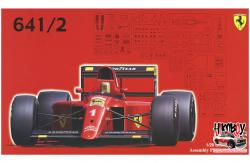 1:20 Ferrari 641/2 (Mexico GP/France GP) (GP26)