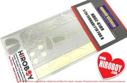 1:24 Ferrari F10 Photoetched Parts (Revell)