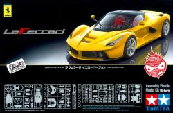 1:24 Ferrari LaFerrari Yellow Version - 24347