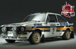 1:24 Ford Escort MKII RS1800 - Lombard RAC Rally 1981 - Pre-Order