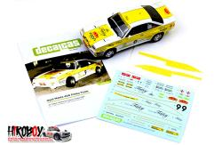 1:24 Opel Manta 400 Group B Opel Finley Team - Rallye Catalunya 1984 Decals
