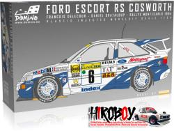 1:24 Ford Escort RS Cosworth Limited Edition