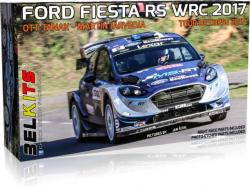 1:24 Ford Fiesta RS WRC 2017 - Tour de Corse 2017