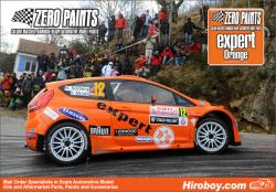 1:24 Ford Fiesta S2000 #15 Rally Deutshland 2011 Decals H.Solberg - Decals (Belkits)