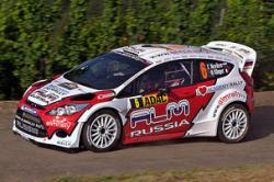 1:24 Ford Fiesta WRC - E Novikov Rally du Portugal 2012  Decals (Belkits)