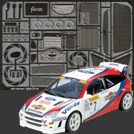 1:24 Ford Focus WRC Photoetched Set #3020