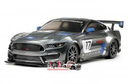 1:24 Ford Mustang GT4 - Preview