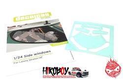 1:24 Lancia Stratos HF Clear Parts