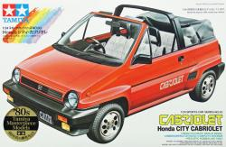 1:24 Honda City Cabriolet Kit