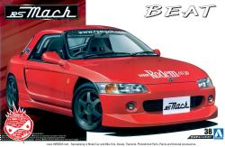 1:24 Honda Beat RS Mach (1991)