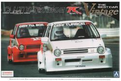1:24 Honda City Turbo II Racer 1983