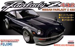 1:24 Nissan Fairlady Z432 c/w S20 Engine