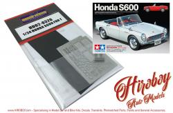 1:24 Honda S600 Detail up Set (Tamiya)