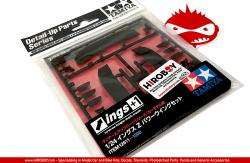 1:24 Ings Z-Power Wing Parts Set - 12611