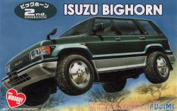 1:24 Isuzu Bighorn (Trooper) SUV Model Kit
