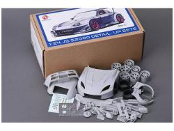 1:24 JS Honda S2000 Detail-Up Set