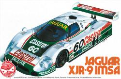 1:24 Jaguar XJR-9 IMSA (Daytona Type) Limited Edition