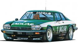 1:24 Jaguar XJ-S H.E. Tom Walkinshaw Racing