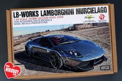 1:24 LB-WORKS Lamborghini Murciélago LP640 Wide Body kits (HD03-0500)