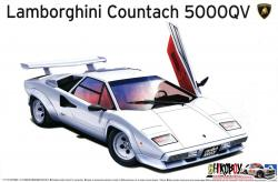 1:24 Lamborghini Countach 5000QV 1985 c/w Engine