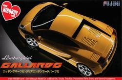 1:24 Lamborghini Gallardo Model Kit 2003