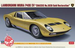 1:24 Lamborghini Miura P400 SV `Chassis No.5030 Full Restoration Kit #20319