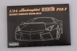 1:24 Lamborghini Reventon Detail up Set for Fujimi