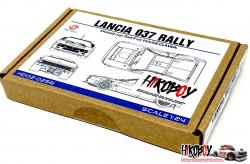 1:24 Lancia 037 Rally Detail up Set for Hasegawa