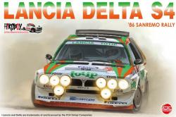 1:24 Lancia Delta S4 (Jolly Club Totip) Sanremo Rally 1986