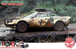 1:24 Lancia Stratos HF '77 Safari Rally