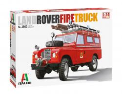 1:24 Land Rover Series III 109 Fire Truck