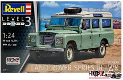 1:24 Land Rover Series III LWB