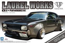 1:24 Liberty Walk Nissan C130 Laurel