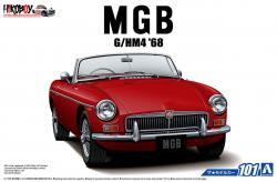 1:24 MG MGB 1968 Roadster