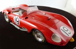 1:24 Maserati 450 S Sebring no19 (Fangio & Behra) Multi-Media Kit