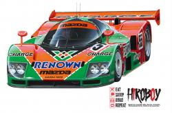 1:24 Mazda 787B No.55 Le Mans 24 Hours 1991 -  24352