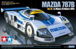 1:24 Mazda 787B No.18 Le Mans 24 Hours 1991 -  24326