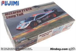 "1:24 Mclaren F1 GTR Long Tail - 1997 #1 ""Gulf Team Davidoff"""