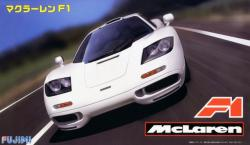 1:24 Mclaren F1 GTR c/w Photoetched and Metal Parts