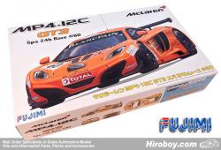 1:24 Mclaren MP4-12C GT3 #60 - Spa 24hr