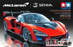 1:24 Mclaren Senna - Tamiya Coming Jan 2021